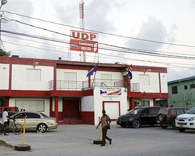 UDP Building