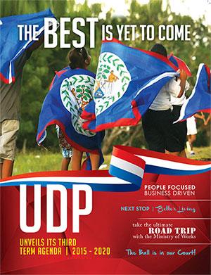 UDP 3rd Term Agenda